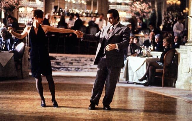 What is scent of a woman ?
