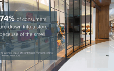 What is scent marketing? The simple definition