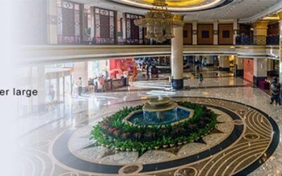 HVAC aroma diffusion system machine in UAE